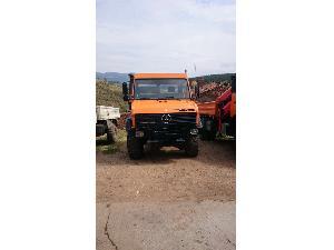 Verkauf von Unimogs Mercedes-Benz u1400 gebrauchten Landmaschinen