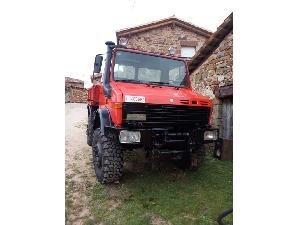 Verkauf von Unimogs Mercedes u1700 gebrauchten Landmaschinen