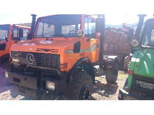 Verkauf von Unimogs Mercedes u1650 gebrauchten Landmaschinen