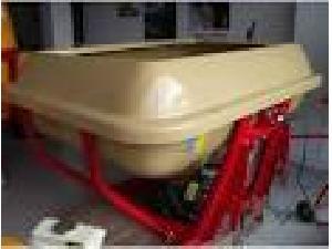 Online kaufen Düngerstreuer Suspended Zeppelin pendular gebraucht