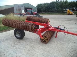 Verkauf von Walzen VÄDERSTAD r620 gebrauchten Landmaschinen