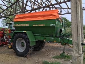 Verkauf von Düngerstreuer Suspended Amazone zgb 10001 drive gebrauchten Landmaschinen