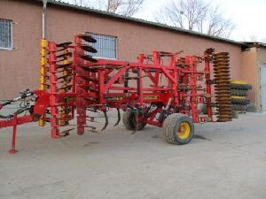 Verkauf von Cultivadore VÄDERSTAD top down td 500 gebrauchten Landmaschinen