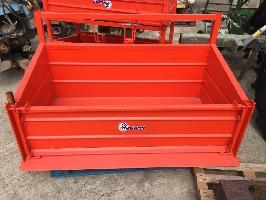 Cajones de Transporte cajón de carga CXBA 1500 Ausama