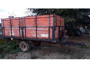 Angebote Kipper BARBERO remolque  un eje gebraucht