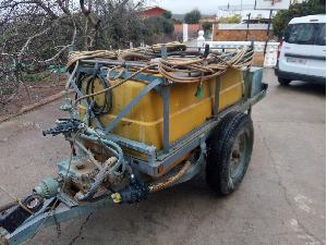 Verkauf von Anbauspritzen Cabedo sulfatadora gebrauchten Landmaschinen