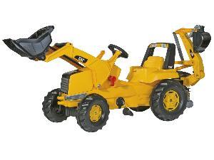 Angebote Pedales Caterpillar tractor infantil de juguete a pedales cat  con pala y retro. gebraucht