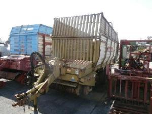 Verkauf von Remolques picadores Bergmann slt 2104 gebrauchten Landmaschinen