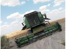 Cosechadoras de cereales Cosechadora Deutz-Fahr M 36 Deutz-Fahr