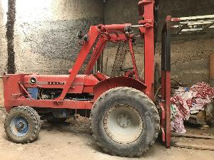 Verkauf von Gabelstapler Ebro 160 gebrauchten Landmaschinen