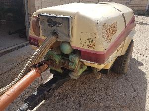 Verkauf von Spritzgeräte Ilemo Hardi atomizador gebrauchten Landmaschinen