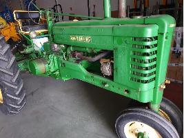 Tractores Antiguos B narrow John Deere