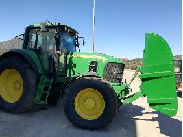 Tractores agrícolas John deere 7530 John Deere