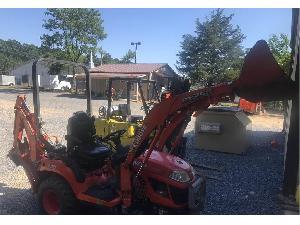 Verkauf von Kompakttraktor Kubota bx 25d gebrauchten Landmaschinen