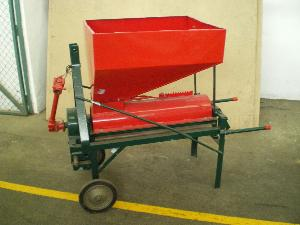Verkauf von Peladoras Lander peladora de almendras gebrauchten Landmaschinen