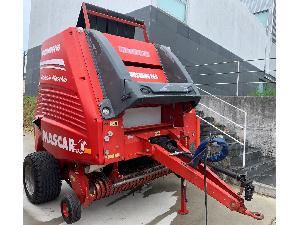 Verkauf von Rundballenpresse Mascar ocasiÓn !! seminueva !! rotoempacadora marcar mustang 165 gebrauchten Landmaschinen
