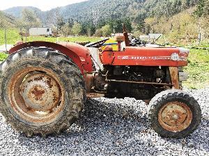 Verkauf von Oldtimer Traktoren Massey Ferguson 135 gebrauchten Landmaschinen