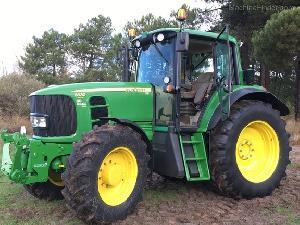 Verkauf von Traktoren John Deere 6630 premium gebrauchten Landmaschinen