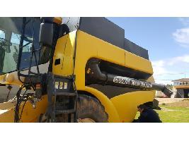 Cosechadoras de cereales Cosechadora CS 540 New Holland