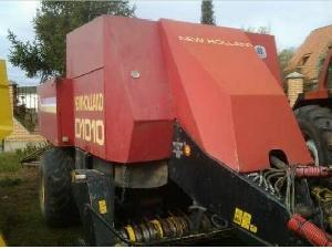 Verkauf von Rundballenpresse New Holland d1010 gebrauchten Landmaschinen