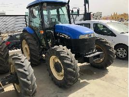 Tractores agrícolas New Holland - TD 95 New Holland