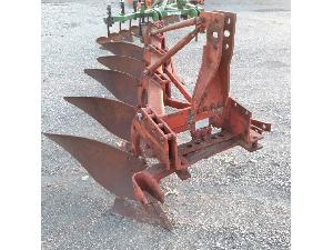 Verkauf von Schar-Pflüge und Grille Ovlac arado pentasurco  fijo tornillo gebrauchten Landmaschinen