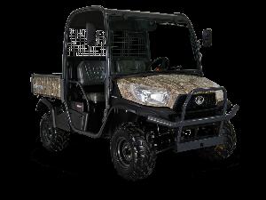 Angebote Vehículos Multiuso Kubota rtv-x1100 camuflaje gebraucht