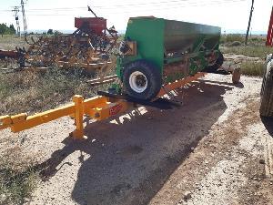 Verkauf von Sembradoras en línea mecánica Solano Horizonte sembradora mecanica  4 m + carro gebrauchten Landmaschinen