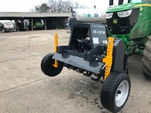 Verkauf von Cultivadore Harlander ff-130 m gebrauchten Landmaschinen