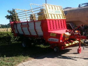Verkauf von Remolques picadores Pöttinger euroboss 290h gebrauchten Landmaschinen