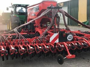 Verkauf von Drillmaschinen Kuhn espro 6000r gebrauchten Landmaschinen