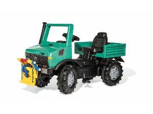 Verkauf von Pedales Unimog todoterreno  con cabrestante gebrauchten Landmaschinen