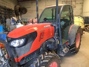 Verkauf von Zubehör für Schlepper verges cabina confort kubota m5 gebrauchten Landmaschinen