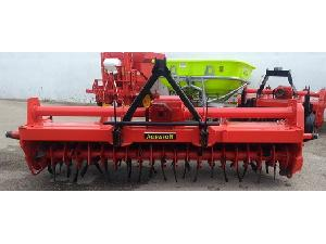 Vente Cultivateurs à axe horizontal (rotavator) Agrator 2,6m Occasion