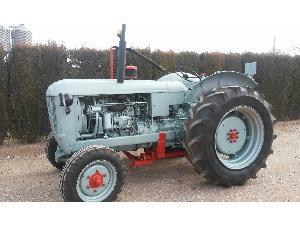 Vente Tracteurs anciens Hanomag Barreiros  Occasion