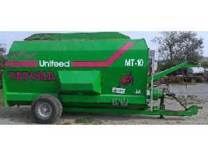 Vente Chariot nourrisseur-distributeur Tatoma mt-10 Occasion