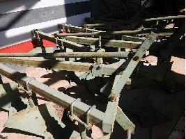 Complementos para Tractores VERTEDERA  4 REJAS  Desconocida