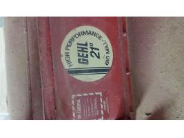 """Mezcladores verticales GEHL 21"""" Gehl"""