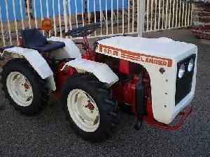Acheter en ligne Micro-tracteurs / Mini-tracteurs Lander 621 dt  d'occasion