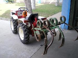 Vente Micro-tracteurs / Mini-tracteurs Lander 621 Occasion