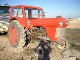 Tractores Antiguos R 500 B Barreiros