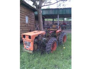 Offres Tracteurs agricoles Goldoni nc d'occasion