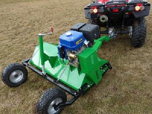 Acheter en ligne Gyrobroyeurs AgroRuiz 1,2o - 1,45 - atv, quad, 4x4  d'occasion