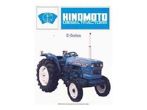 Offres Pièces de rechange pour moteurs Hinomoto  d'occasion