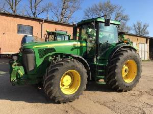 Offres Tracteurs agricoles John Deere 8520 d'occasion
