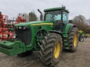 Acheter en ligne Tracteurs agricoles John Deere 8420  d'occasion