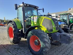 Offres Tracteurs agricoles Claas axion 820 d'occasion