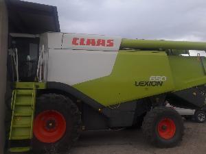 Vente Récolte de céréales Claas lexion 650 Occasion