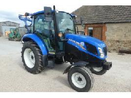 Tractores agrícolas  New Holland