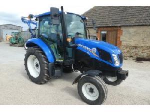 Acheter en ligne Tracteurs agricoles New Holland   d'occasion